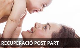 recuperació post part Vilafranca
