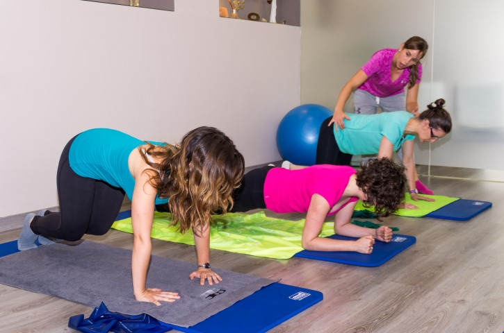 pilates grupal